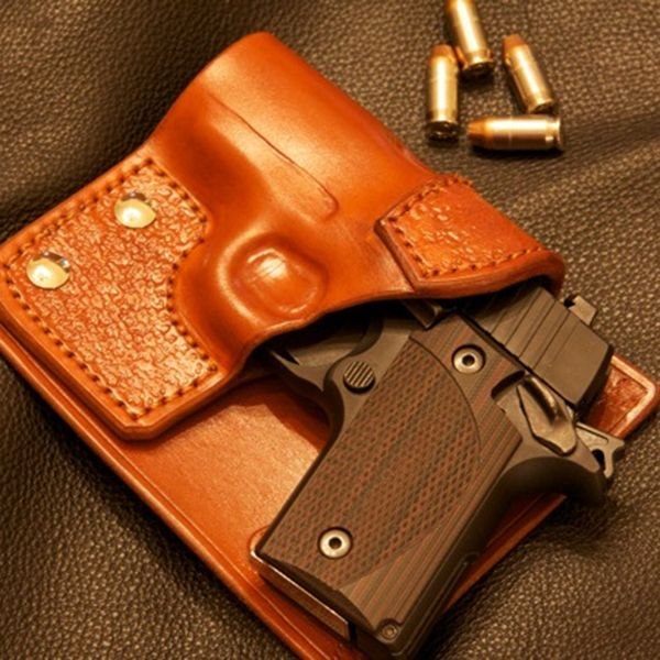 Bear Creek Back Pocket Holster / doubles as Front Pocket Holster