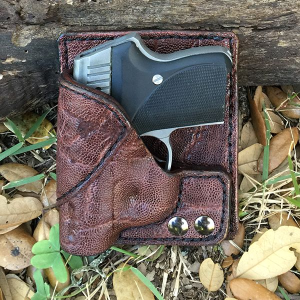 Top Quality, Handcrafted back pocket holster